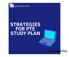 Strategies For PTE Study Plan
