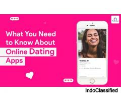Online dating app to find your match