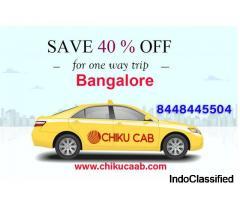 best cab service provider in Bangalore