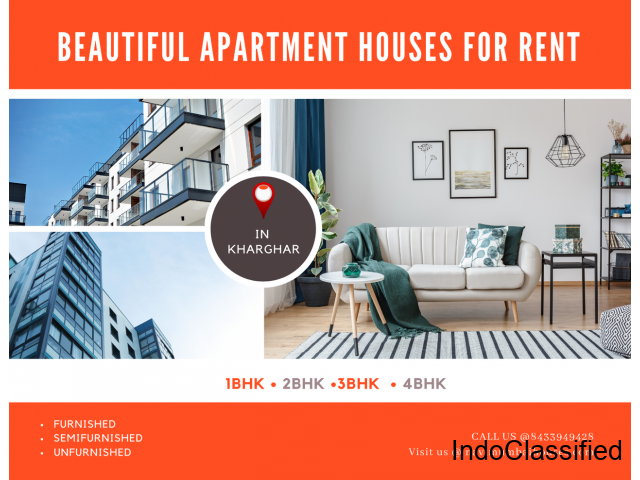 Do you Know What is 2 BHK Rent in Kharghar Sector 10?