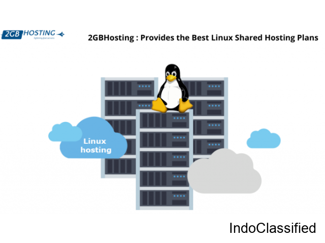2GBHosting : Provides the Best Linux Shared Hosting Plans