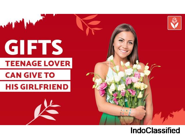 Gifts Teenage Lover Can Give To His Girlfriend