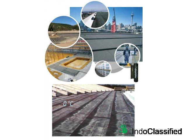 Waterproofing Membrane Systems Suppliers in India