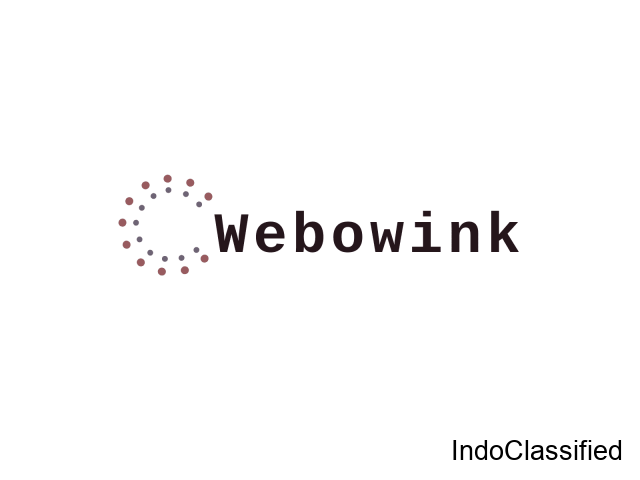 Webowink Digital marketing company, web and website development company ,SEO services,
