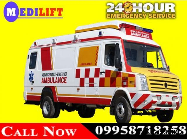 Take Needed Medical Support Ambulance from Gaya to Patna