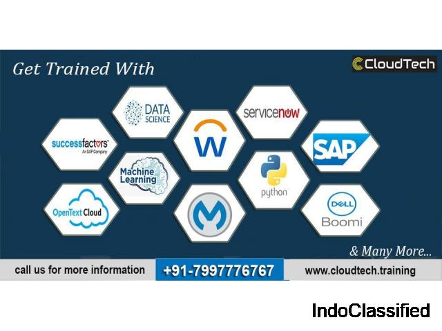 Best Software Training Institute With Placements Online | CloudTech