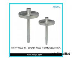MTH07 Weld-in / Socket-weld Thermowell | MIEPL