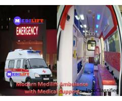 Get Medilift Cost-Effective Ambulance from Sitamarhi to Patna