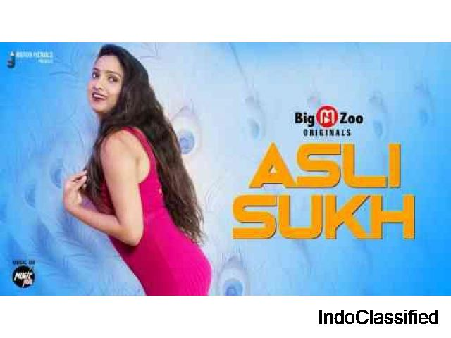 ASLI SUKH Streaming from Friday On Big Movie Zoo