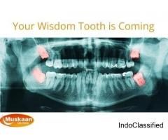 How do you know if Your Wisdom Tooth is coming?