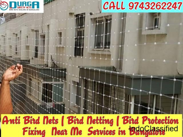 Anti bird nets installation near me bangalore
