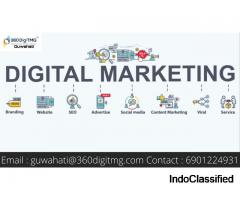 Digital Marketing Course in Guwahati