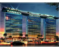 ALPHATHUM SECTOR 90 - ONE OF THE BEST COMMERICIAL HUB IN NOIDA