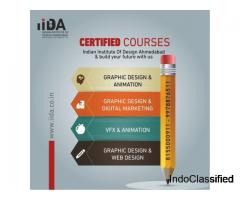 Graphic Design Institute Ahmedabad IIDA, Indian Institute of design provides 100%