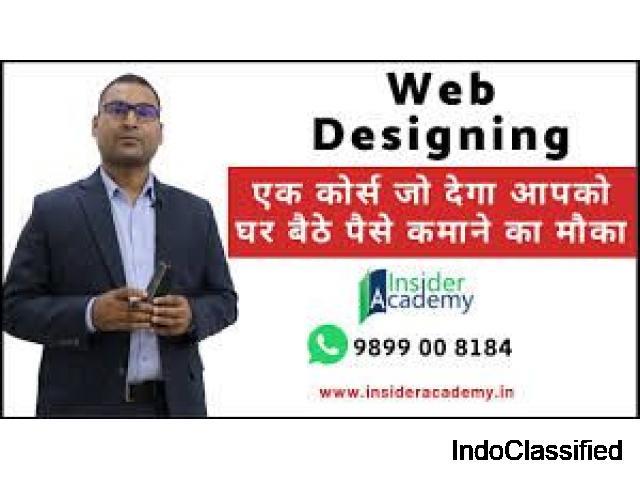 Best Web Designing Institute in Noida