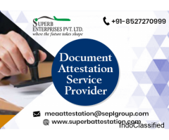 Apostille Certificate Services