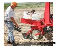 Planter Closing Wheels
