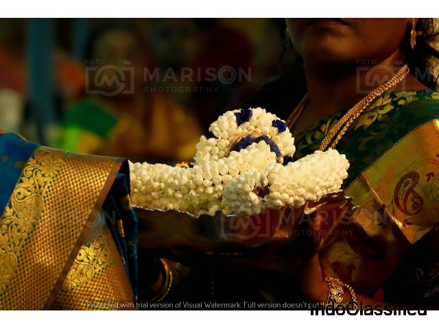 Wedding Photography in Madurai - Marison Photography