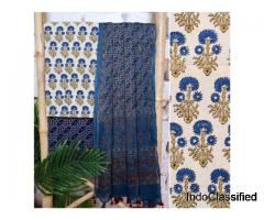 Handicraft Ajrakh Suits Collection - SSEthnics
