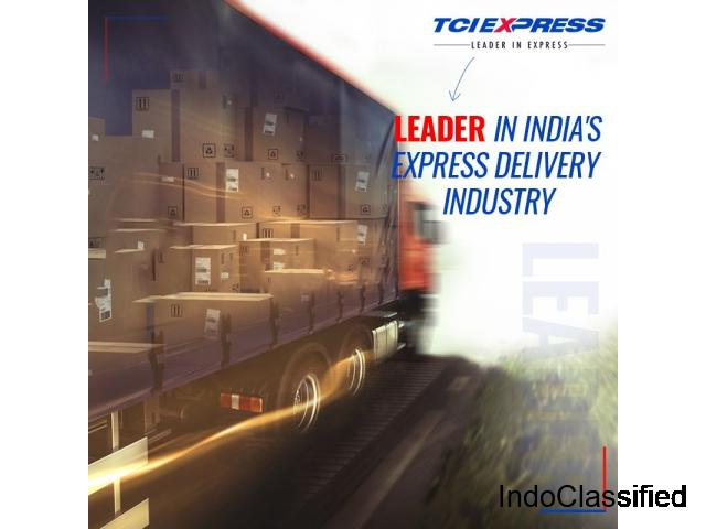 Best express logistics services in India
