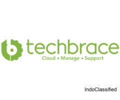 Techbrace - Server management & Remote IT Infrastructure Setup