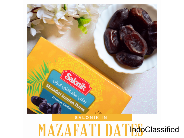 Premium saffron and dates
