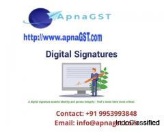 Digital Signature Certificate