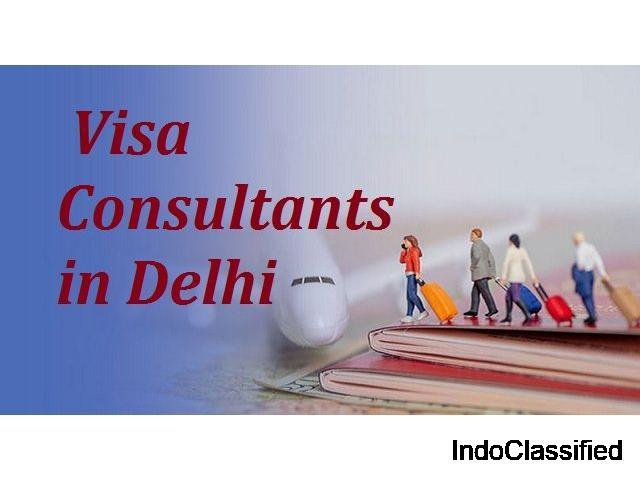 Best visa consultant in Delhi | Immigration consultants In India