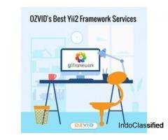 The Best Yii2 Framework Development Company