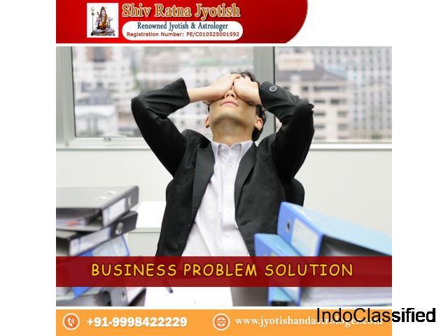 BUSINESS PROBLEM JYOTISH