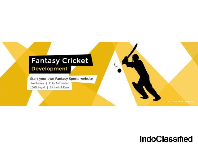Fantasy Cricket App Development - Sciflare Technologies Pvt Ltd