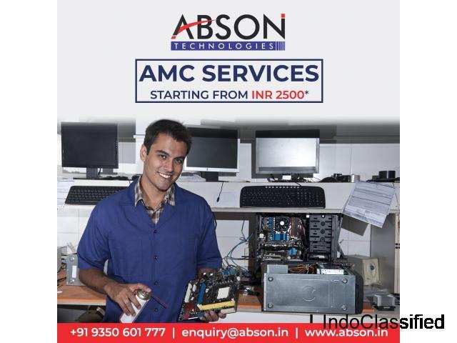 Computer AMC services in Delhi