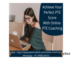 Achieve your Perfect PTE Score With Online PTE Coaching