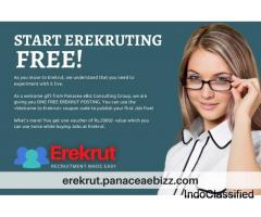 Make Your Hiring Easy By shortlisting Candidate With Erekrut