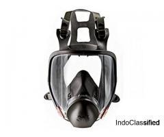 3M 6800 Full Face Piece Reusable Respirator Shah Sales Corporation