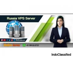 Russia VPS Server Hosting By Onlive Server