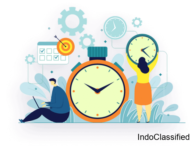 Enterprise Time Tracking Software for Large Business