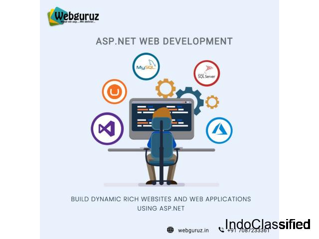 Asp.Net Web Development Company India | Webguruz