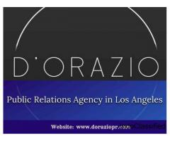 Public Relations Company Los Angeles and Newyork - Doraziopr.com