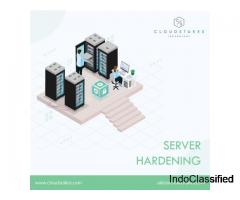 Server hardening services in India