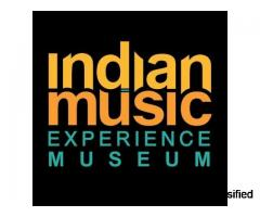 IME: Indian Music Experience Bangalore