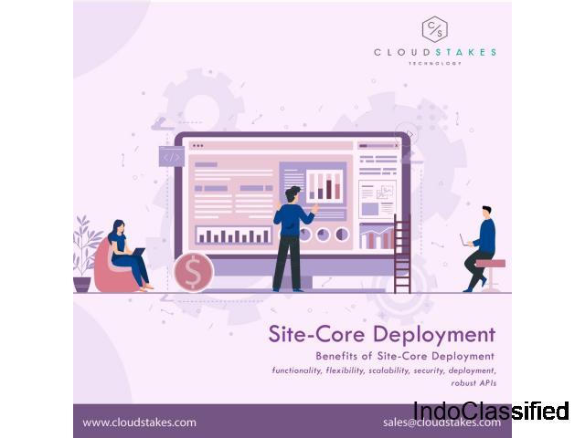 Sitecore Development & Deployment Services India