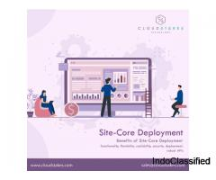 Sitecore Development & Deployment Services India