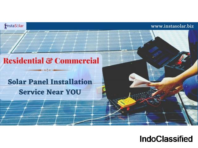 Solar Panel Installation Service near you