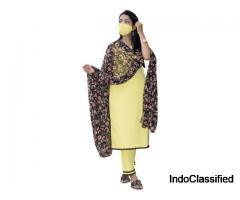 Shop Solid Kurta, Trouser/Pant, and Dupatta Set at Flipkart