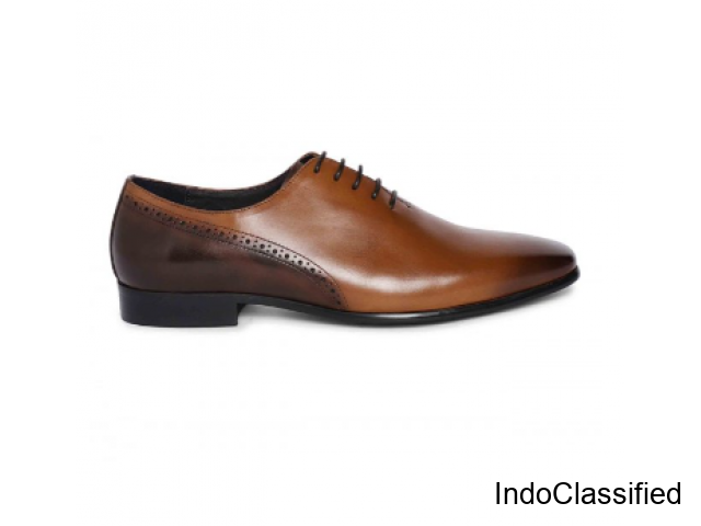 Get formal shoes for men from Berleigh