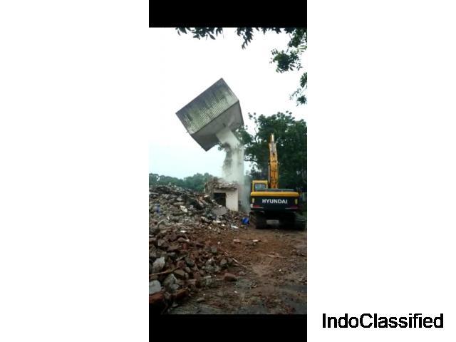 GANMAR RCC Concrete water tank Demolition Services Chennai
