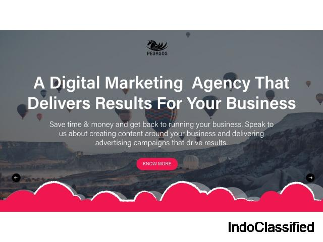 Pegasos | Best Digital Marketing Services in Bangalore