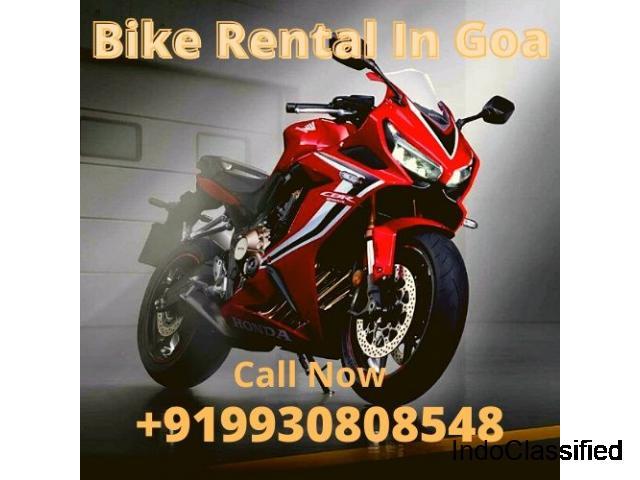 Bike Rental in Goa