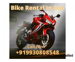 Bike Rental in Goa